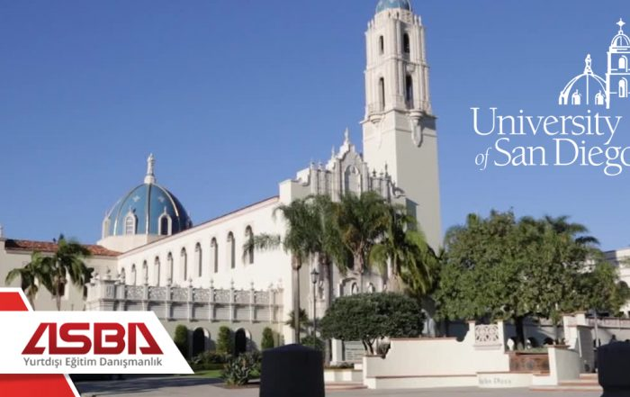 University of San Diego – English for Career Development
