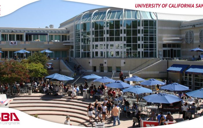 University of San Diego – English for Career Development