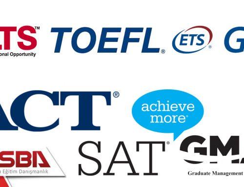 Kişiye Özel IELTS, TOEFL, SAT, ACT Danışmanlığı