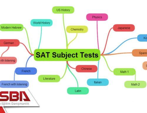 AP ve SAT Subject Testler ile fark yaratın