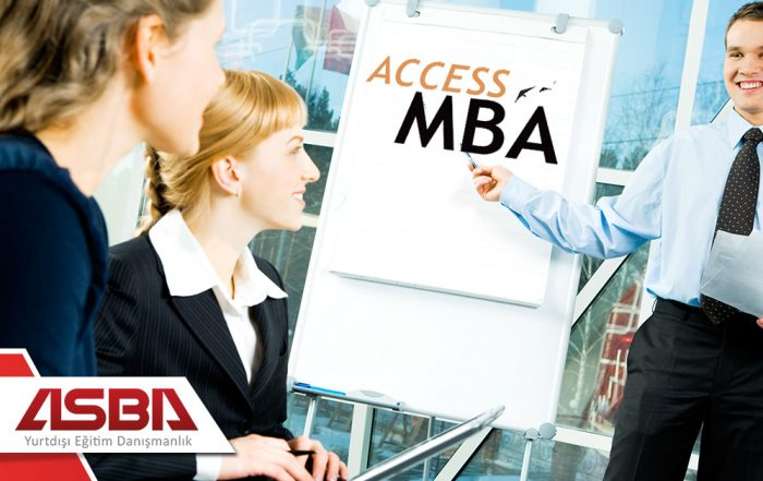 Access MBA and Masters Event Promotion